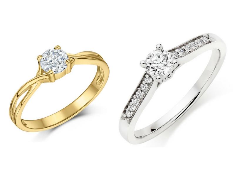 Buat Pilihan Tepat Semasa Beli Cincin Kahwin Pesona Pengantin